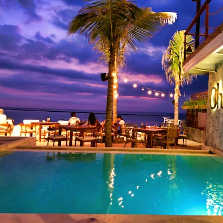 Top 8 Spots to Drink and Watch the Sunset on Nusa Lembongan - OHANA'S