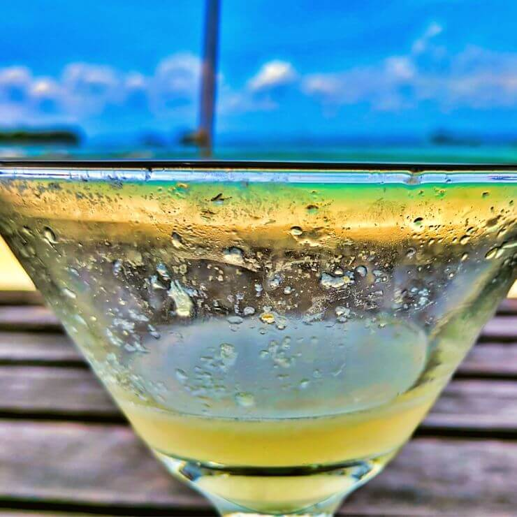 Top 8 Spots to Drink and Watch the Sunset on Nusa Lembongan - SANDY BAY BEACH CLUB