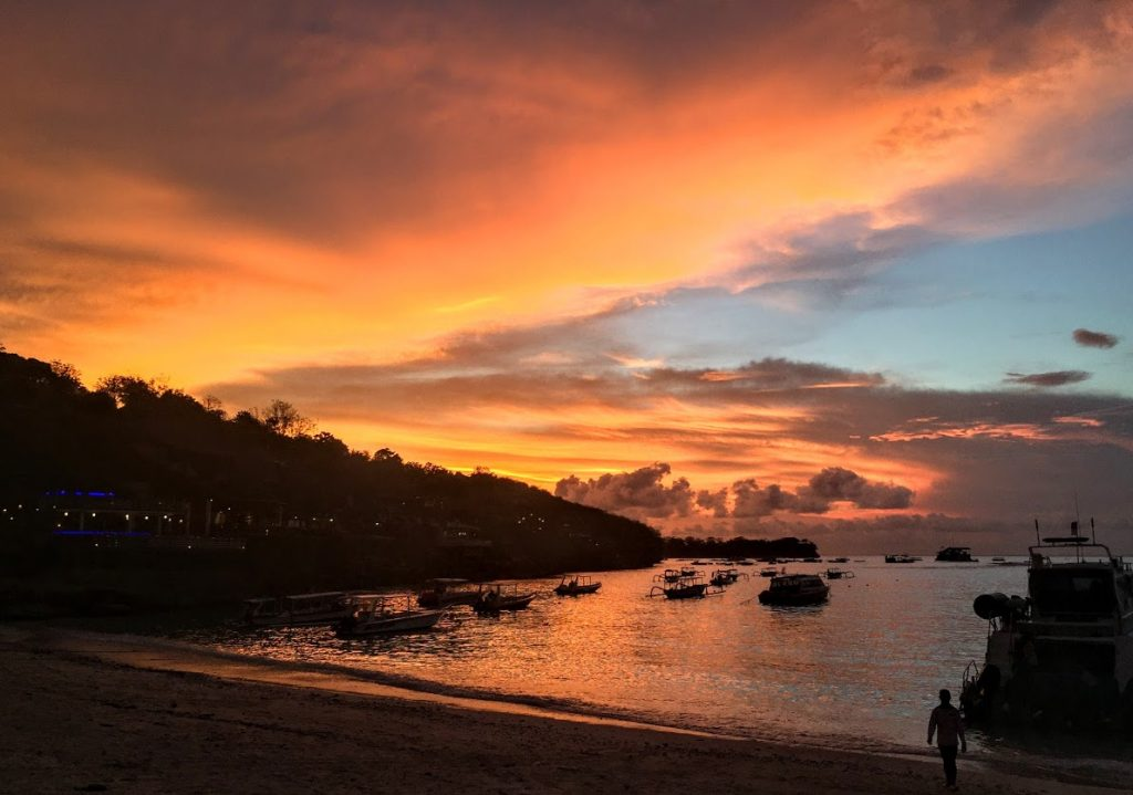 Sunset_nusa Lembongan_353degreesnorth