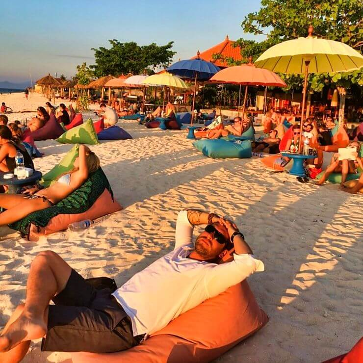 BLUE CORNER IS ONE OF THE BEST BEACHES ON NUSA LEMBONGAN