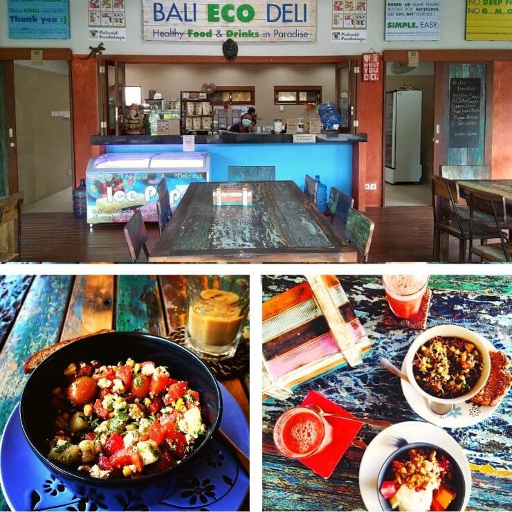 Bali Eco Deli on Nusa Lembongan