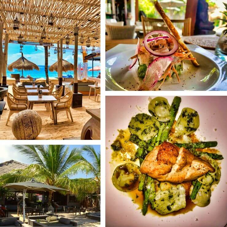 Indiana Kenanga is one of the Best Restaurants on Nusa Lembongan