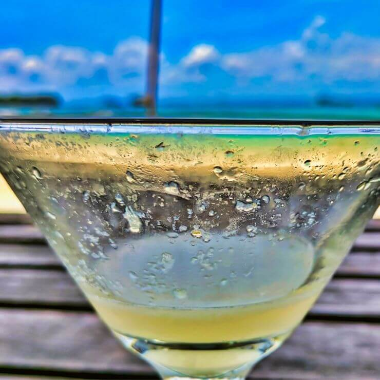 COCKTAILS AT SANDY BAY NUSA LEMBONGAN - @353DEGREESNORTH